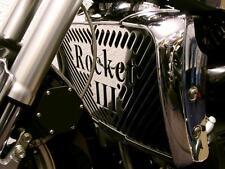 Triumph Rocket 3 'Radiator Grille' Set of 3 pieces