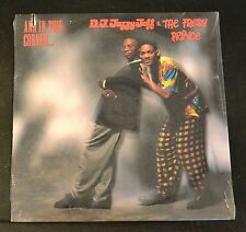 SEALED OLD STOCK DJ Jazzy Jeff & The Fresh Prince Jive 1188 And In This Corner