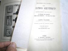 RECREATIONS SCIENTIFIQUES PAR GASTON TISSANDIER 1888