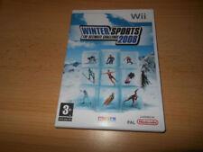 Videogiochi nintendo wii sport snowboard