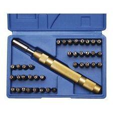 Schlagstempel-satz 36-in-1 Buchstaben Zahlen Werkzeug KFZ BGS 3043