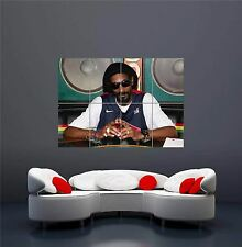 Snoop Leone Cane NUOVO GIGANTE Wall Art Print PICTURE POSTER oz1122