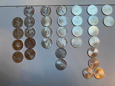 More details for 10 german mark coins. 33 in total. 1972 olympics and 1989-1994