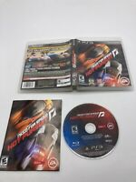 Sony PlayStation 3 PS3 CIB Complete Tested Need For Speed: Hot Pursuit
