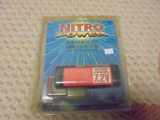 Nitro Power Use with any R/C Vehicle 7.2V