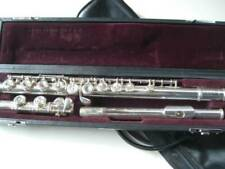 USED ​​YAMAHA Flute YFL-514 Silver Head Western Silver With Box From Japan