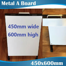 Double Sided A-Board/A-Frame signs/A board signs/450x600cm  (Hardware ONLY)