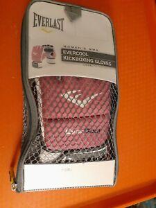 EVERLAST Evercool KickBoxing Gloves MODEL PINK 4403P