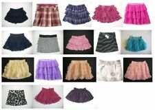 NEW Gap kids girls tiered skirt plaid school holiday tiger tulle 7 8 9 10 M/L