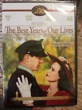 The Best Years Of Our Lives (1946) Myrna Loy, Fredric March & Dana Andrews (DVD)