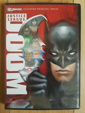 New listing Justice League: Doom - (Dvd)