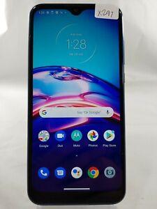 Motorola Moto E XT2052-5 32GB Consumer Cellular Only Smartphone Blue X297