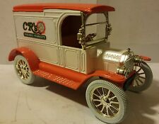 Ertl Ford 1917 Model T Cr's Friendly Markets Panel Truck 1:25 Scale Diecast