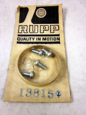 Genuine Rupp Minibike Part NOS Brake Clamp Screw 13815 Shipping Included