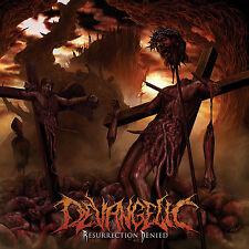 "DEVANGELIC ""Resurrection Denied"" death metal CD"