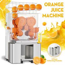 Commercial Automatic Orange Squeezer grapefruit Juicer Extractor Juice Machine