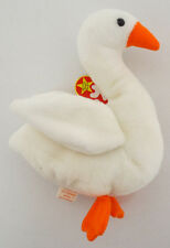 BEANIE BABY GRACIE THE SWAN 1996 BABIES NEW COLLECTION RARE COLLECTORS TY BIRD