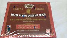 2002 Topps 206 Series 2 Box - 20 8-ct packs - Jeter? Hank Aaron? Brett?