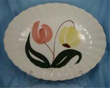 Shoo Fly Platter Blue Ridge Southern Potteries #3897 Vintage