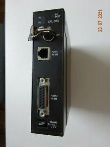 GE FANUC IC693CPU363-BE CPU MODULE 140K USER MEM