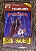 Black Sabbath – Dehumanizer. VG Cassette Tape Plays Well Heavy/Doom Metal MG1