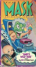 Mask, The: The Animated Series - Babys Wild Ride VHS, 1995