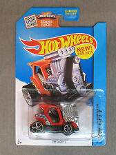 2015 Hot Wheels Car 68/250 Tee'd Off 2 Golf Cart - N Case