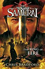 Young Samurai: The Ring of Fire by Chris Bradford | Paperback Book | 97801413325