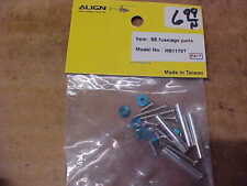 ALIGN HELICOPTER PART - HS1178T = SE FUSELAGE PARTS  : TREX 450  (NEW)