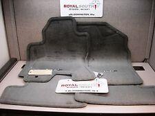 Toyota Rav4 01-03 w/ Cutout Gray Carpet Floor Mats Set Genuine OEM OE