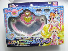 Movie Pretty Cure Max Heart 2 Super Shiny Luminous Shiny Lu Baton Wand Bandai