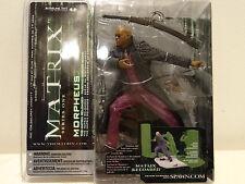 McFarlane Toys Morpheus Matrix Action Figure