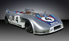 1971 Porsche 908/03 Prototype Sports Car Vintage ClassicRace Car Photo CA-0932