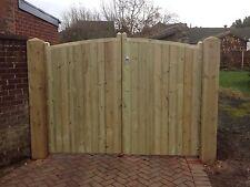 driveway gates/fully pressure treated 1.8m High X 2.4m Wide