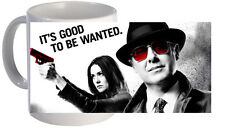 THE BLACKLIST 'JAMES SPADER' MUG. BRAND NEW.