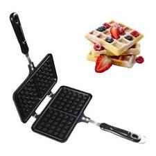 Non-stick Waffle Bread Mold Baking Pan Cake Maker Press Plate DIY Maker Mould