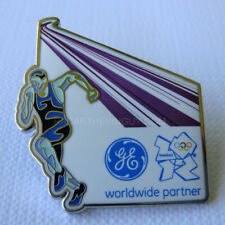 2012 London Summer Olympic GE Running Pin