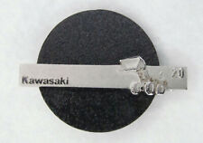 1982 Kawasaki 20th Anniv. Construction Machinery Div. 600-700 Silver Tie Clasp