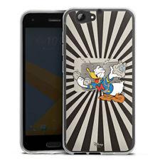 HTC One A9 s Silikon Hülle Case HandyHülle - Hello?!