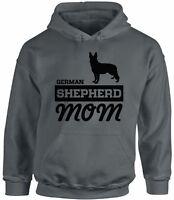 German Shepherd Mom Hoodie Hooded Sweatshirts Dog Lover