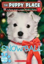 Snowball (The Puppy Place) by Miles, Ellen