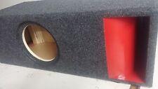 Sundown Audio Subwoofer X-8, X-8 V.2 Premium Custom KERF Ported Sub Box Birch