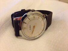 Rare Vintage Swiss Mechanical Eska Mens Watch in Very Good Condition