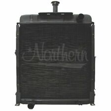 For International Tractor Radiator 18 14 X 17 12 X 2 574 2500a With Gas Engin