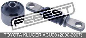 Arm Bushing Front Arm Kit For Toyota Aurion Hv Gsv50 (2012-Now)