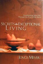 Secrets To Exceptional Living by Meyer Joyce - Book - Hard Cover
