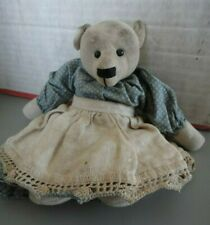 1980 Rare 8� Ooak Artist Teddy Bear - Tammie Lawrence - Tammies' Teddies