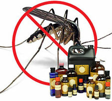 32 oz INSECT REPELLENT * PURE UNDILUTED ESSENTIAL OIL ! AMBER GLASS BOTTLE