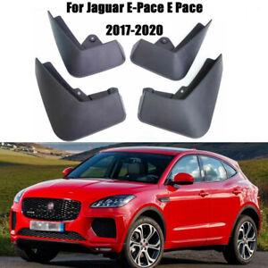 Genuine OE Set Splash Guards Mud Flaps Guards For Jaguar E-PACE E Pace 2017-2020