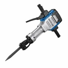Simko ProfessionalDemolition Hammer w/ Flat & Pointed Chisel Trolly Included